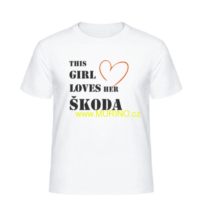 ŠKODA - THIS GIRL LOVES HER ŠKODA