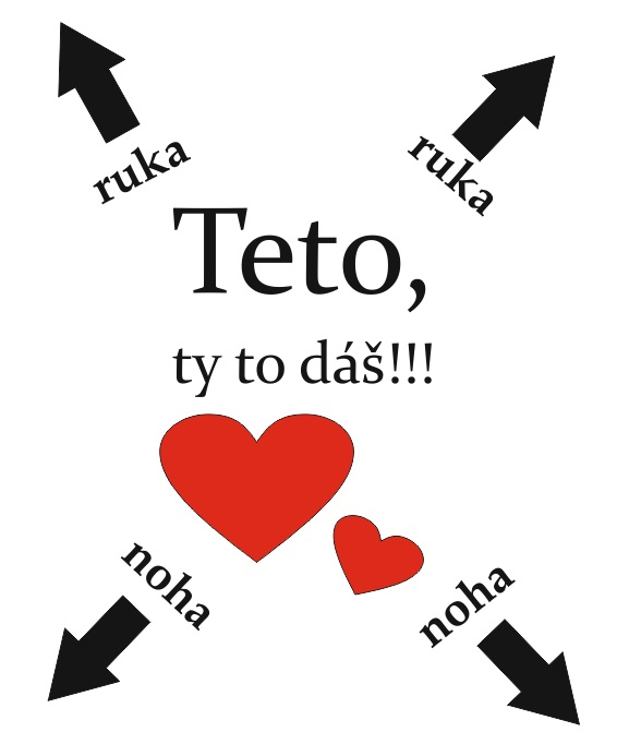 TETO, TY TO DÁŠ!!! BODY
